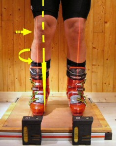 ?West Yorkshire Pysio offer Specialist Ski Alignment